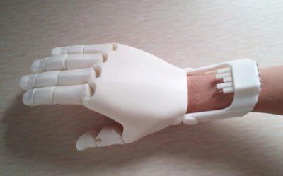 3D печать рука