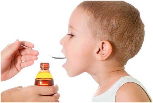 лекарство ребенок