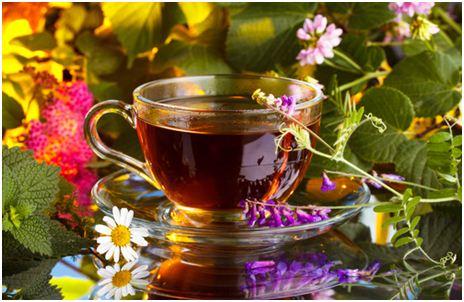 чай травы