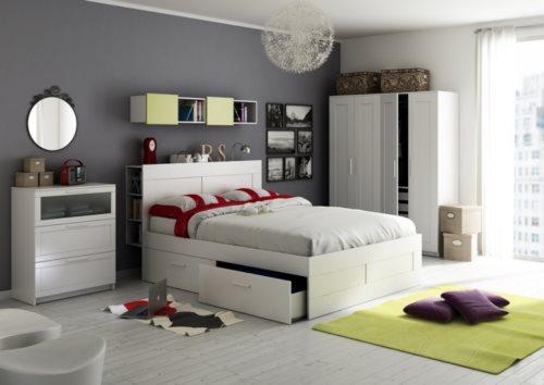 спальня мебель икеа